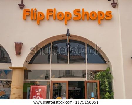 080994737 San Clemente CA USA 09082018 Flip Stock Photo (Edit Now) 1175168851 ...