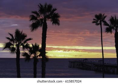 San Clemente sunset 3