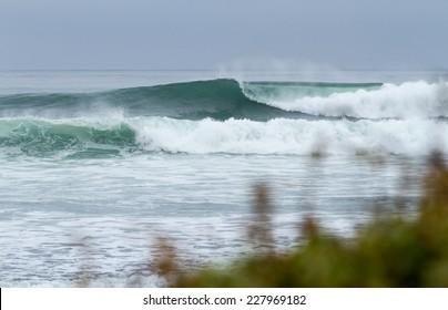 San Clemente - Trestles Wave
