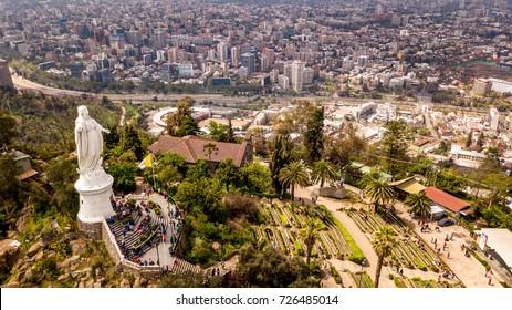 San Cristobal Hill, The Virgin
