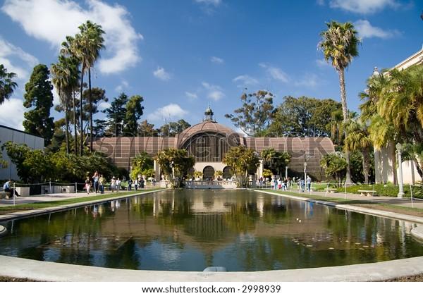 The San Diego Botanical Garden in Balboa Park