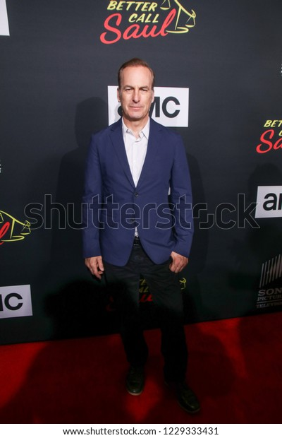 San Diego, CA - July 19, 2018: Bob Odenkirk from AMC's Breaking Bad and Better Call Saul arrives at Comic Con 2018 in San Diego, CA.