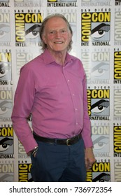 San Diego, CA - July 20, 2017: David Bradley of FX's The Strain arrives at Comic Con 2014 in San Diego, CA.