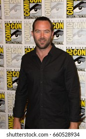 San Diego, CA - July 23, 2016: Sullivan Stapleton of NBC's Blindspot arrives at Comic Con 2016 in San Diego, CA.