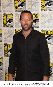 San Diego, CA - July 23, 2016: Sullivan Stapleton of NBC's Blindspot arrives at Comic Con 2016 in San Diego, CA.