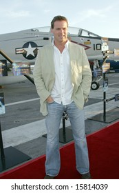 "SAN DIEGO, CA - JULY 24: Actor Michael Shanks attends the premier of ""Stargate: Continuum"" aboard the USS Midway, during Comic Con International, July 24, 2008 in San Diego, California."