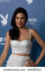 San Diego, CA - July 26, 2014:  Jaime Murray of the ABC's Once Upon a Time arrives at A&E / Playboy event at Comic Con 2014 in San Diego, CA.