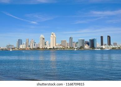 San Diego California skyscrapers