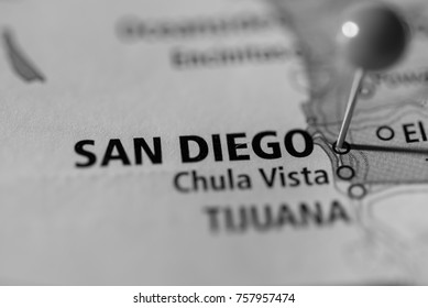 San Diego, California, USA.