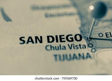 San Diego, California, USA.