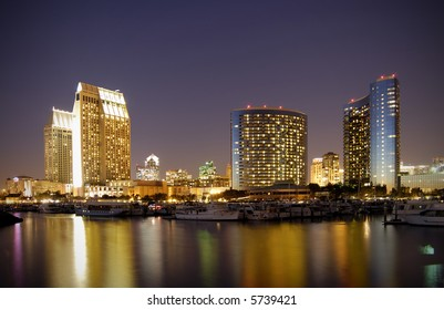 San Diego Downtown Marina