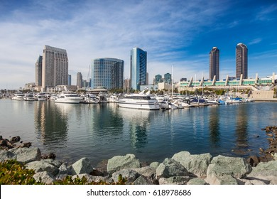 San Diego Embarcadero Marina by the Convention Center