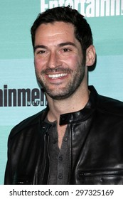 SAN DIEGO - JUL 11:  Tom Ellis at the Entertainment Weekly's Annual Comic-Con Party at the FLOAT at The Hard Rock Hotel  on July 11, 2015 in San Diego, CA