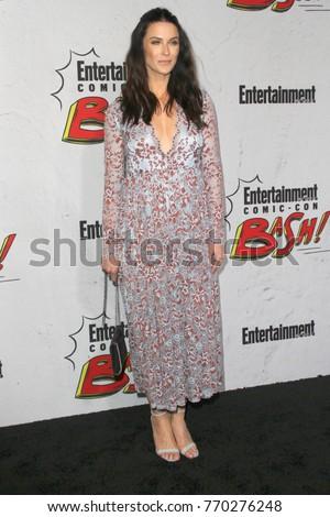 San Diego July 22 Bridget Regan At The Entertainment Weeklys Annual Comic Con