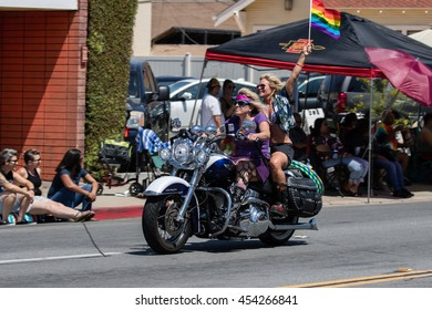 San Diego Lesbian Gay Bisexual and Transgender Pride, July sixteen 2016, San Diego, United States