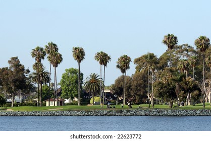 San Diego is the second largest city in California and the eighth largest city in the United States. Golf course.
