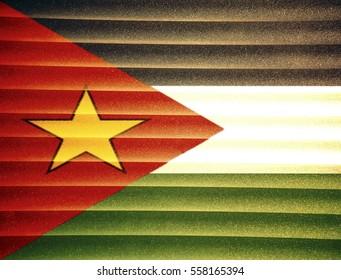 San Escobar - Flag of non-existent country, San Escobar