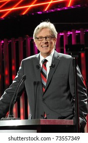 """SAN FRANCISCO - APRIL 2.  Bruce Boxleitner in character as Alan Bradley during the """"Tron:  Legacy"""" viral advertising campaign in San Francisco on April 2, 2010."""