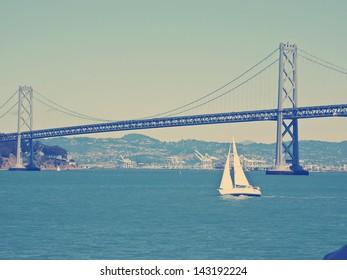 San Francisco bridge