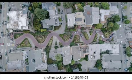 San Francisco, California, Lombard Street
