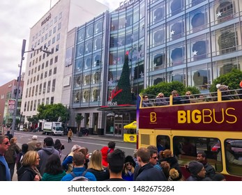San Francisco California United States August Stock Photo Edit Now 1482675284