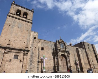 San Francisco Church of Cusco