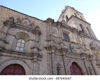 San Francisco Church in La Paz