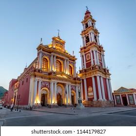 San Francisco Church - Salta, Argentina