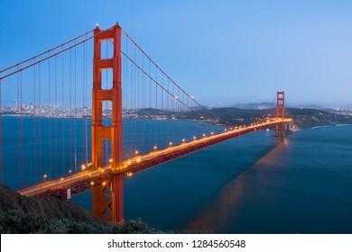 San Francisco famours landmark