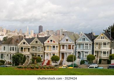 San Francisco famous seven sisters