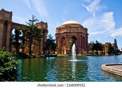 San Francisco Fine Art Palace