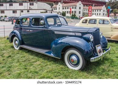 SAN FRANCISCO MAY 27 1939 Packard Stock Photo (Edit Now