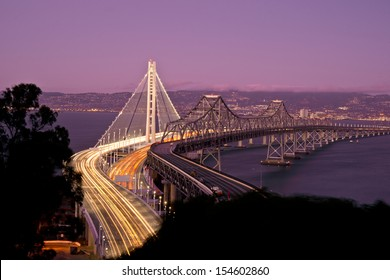 San Francisco New Bay Bridge