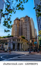 San Francisco street 07.09.2016 USA California