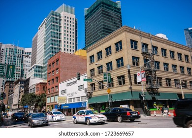 SAN FRANCISCO, USA - SEPT 22, 2013: Adolph Gasser Photography camera store, imaging center, and photographic rental house which was active since 1950 on Sept 22, 2013 in San Francisco, USA.