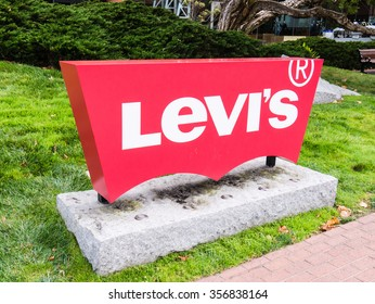 SAN FRANCISCO, USA - SEPTEMBER 15: Levi Strauss & Co Headquarters on September 15, 2015 in San Francisco, California, United States. It was founded in 1853.