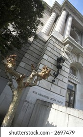 San Francisco War Memorial Hall