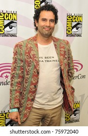 """SAN FRANCISCO-APRIL 2.  Tarsem Singh, the director of """"The Immortals"""" arrives at the Wonder-Con convention in San Francisco, California on April 2, 2011."""