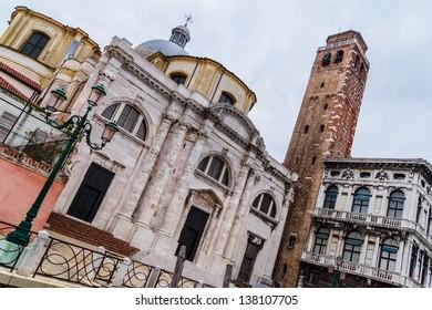 San Geremia Church Facade