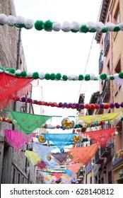 san isidro , verbena de la paloma , madrid festivities, decor festivities madrid,