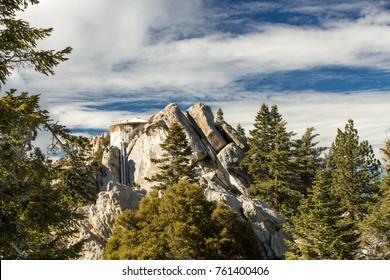 San Jacinto Peak, California.
