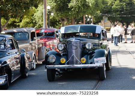 SAN JOSE CA USA APRIL Stock Photo Edit Now Shutterstock - San jose car show