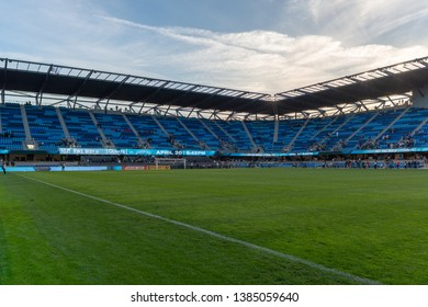SAN JOSE, CALIFORNIA - APRIL O6: Avaya Stadium The New Home Of The San Jose Earthquakes, April 06, 2019 in Santa Jose, California