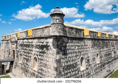 San Jose Fort, Campeche (Mexico)