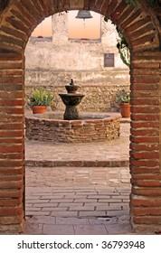 San Juan Capistrano Mission Garden
