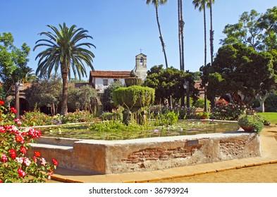 San Juan Capistrano Mission Gardens