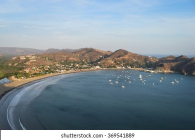 San Juan del Sur, Nicaragua April 26, 2015: Scenes of daily life in the laid-back beach town of San Juan del Sur on Nicaraguaâ??s southern Pacific Coast. General travel imagery for Nicaragua.