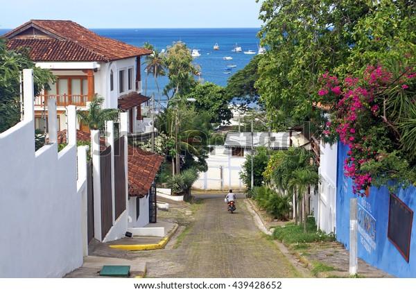 San Juan Del Sur Nicaragua September Stock Photo Edit Now