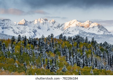 The San Juan Mountains - Colorado Rocky Mountain Scenic Beauty