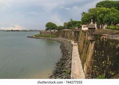 San Juan Waterfront, Puerto Rico